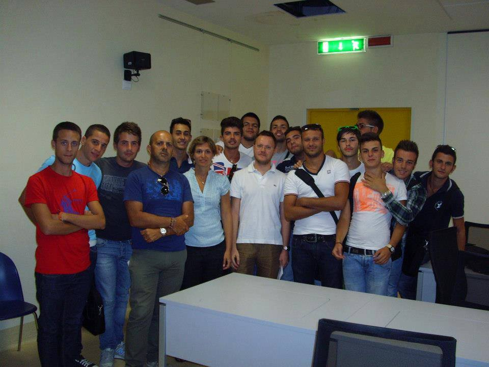 Progetto PON IISS Archimede - PTV Roma