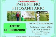 Corso Fitosanitario Novembre 2019